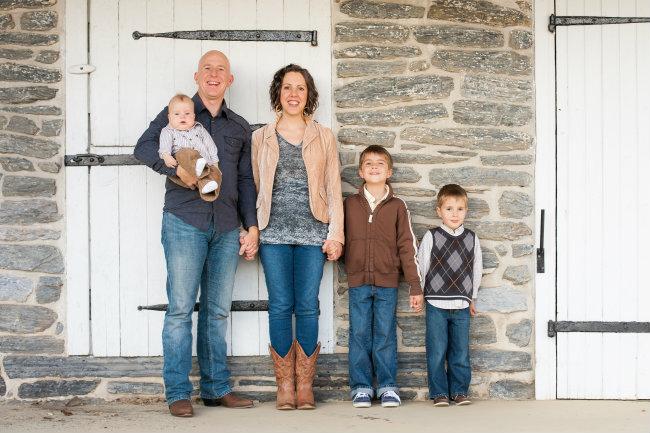 Henderson Family | Yankeehomestead.com