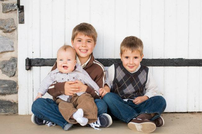 Henderson Boys | Yankeehomestead.com