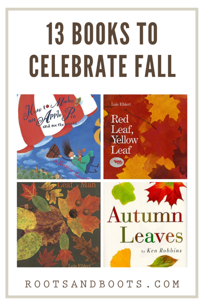 Favorite Picture Books for Fall   Roots & Boots