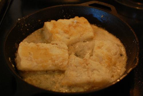 Almond Flour Tilapia