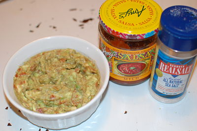 World's Easiest Guacamole