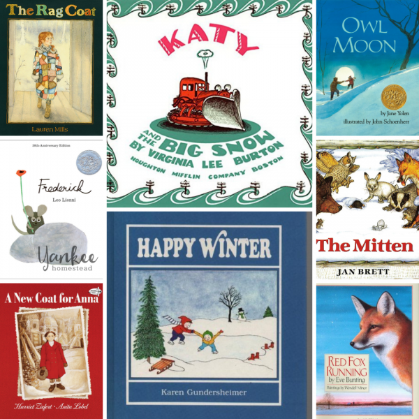 Favorite Winter Books for Children