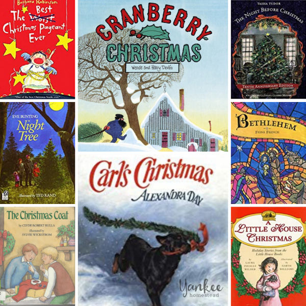 32 Favorite Christmas Books for Children