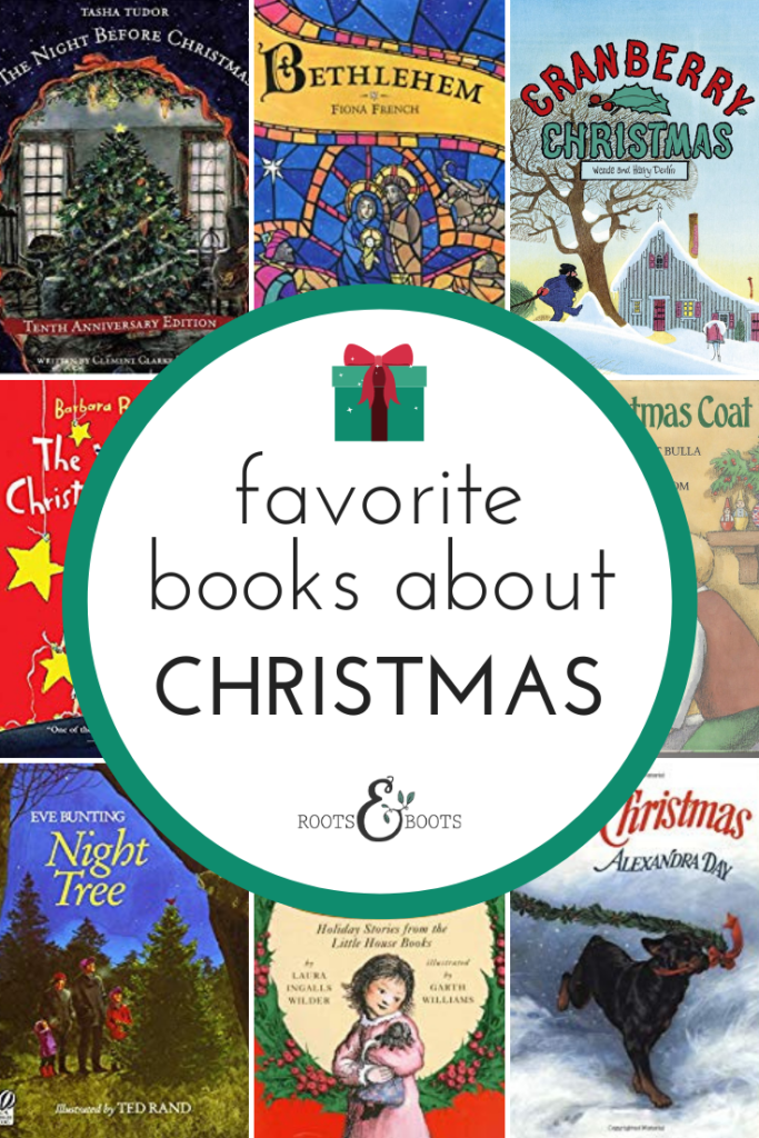 32 Favorite Christmas Books for Kids | Roots & Boots