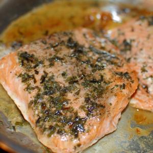 Herbed Salmon   Yankee Homestead