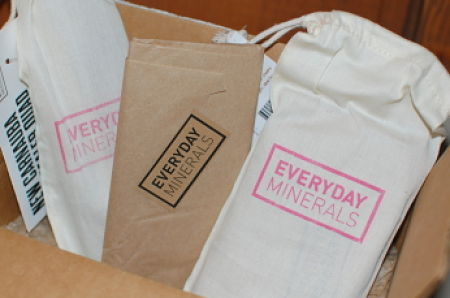 Free Shipping from Everyday Minerals–this week only!