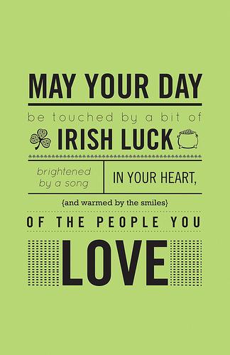 St. Patrick's Day Knock-Knock Joke