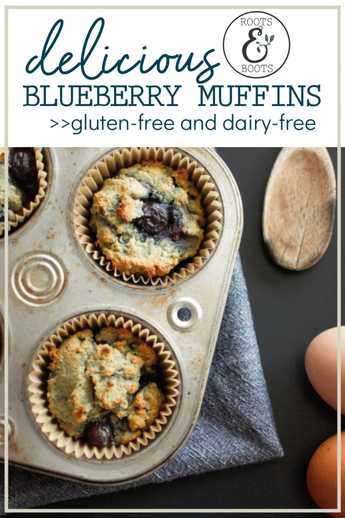 Blueberry Muffins   Roots & Boots