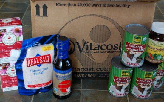 Vitacost order