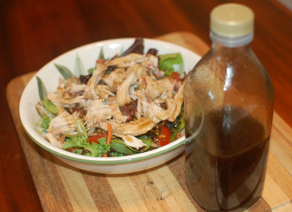 How to Keep Homemade Salad Dressing from Separating
