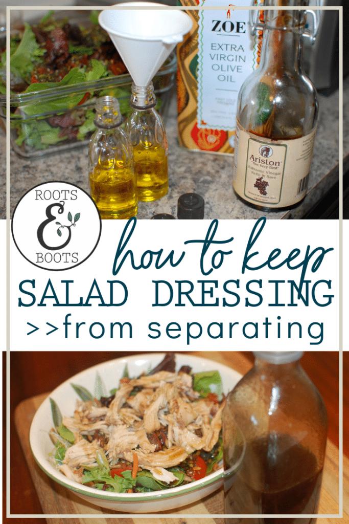 Salad Dressing | Roots & Boots