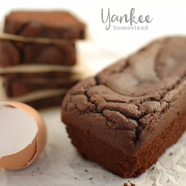 Chocolate Zucchini Bread {gluten & dairy-free, Paleo}