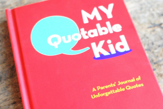Family Resource: My Quotable Kid