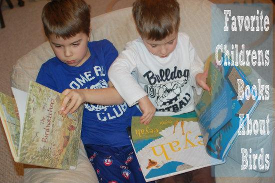 Favorite Children's Books About Birds