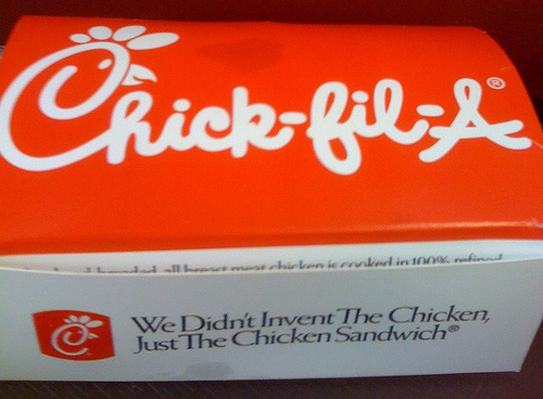 Breaking News from Chick-fil-A: Antibiotic-Free Chicken