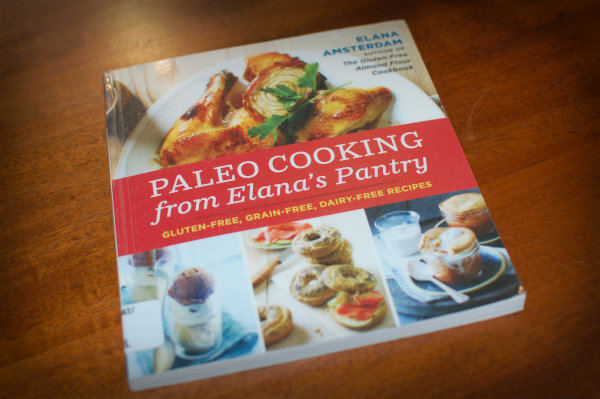 Paleo Cookbook Recommendation