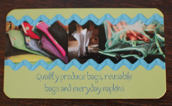 For the Love of Earth Reusable Products