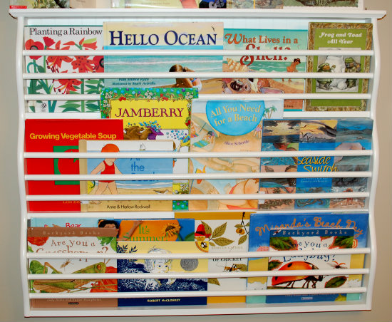 Summer book display