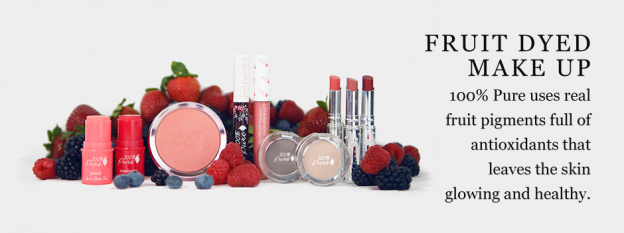 100% Pure: toxin-free makeup | Yankeehomestead.com