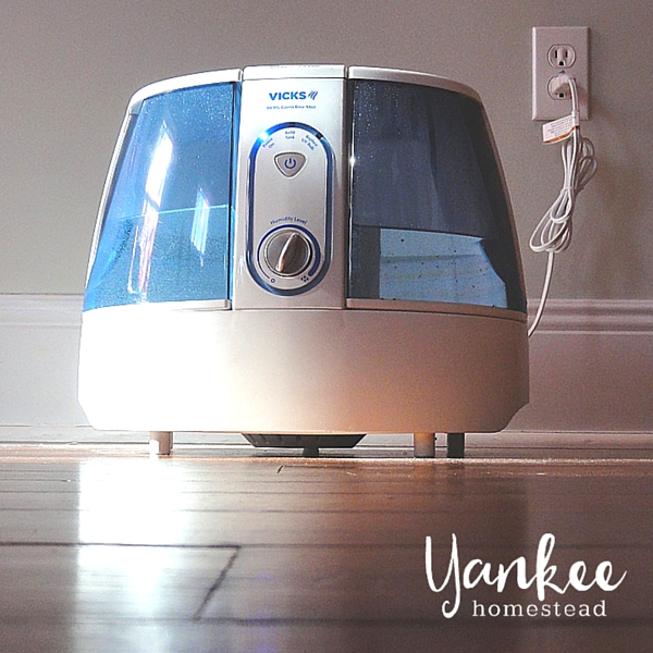 Essential Oils: Humidifier vs. Diffuser | Yankee Homestead