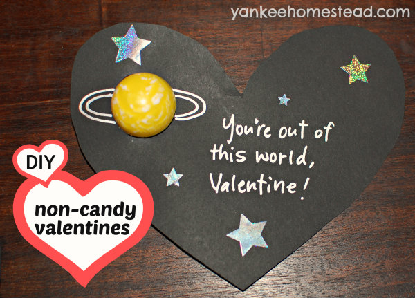 Non-Candy Valentines: You're Out of This World!