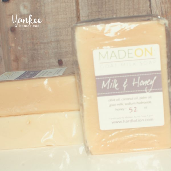 Why Goat Milk Soap is Good for Your Skin