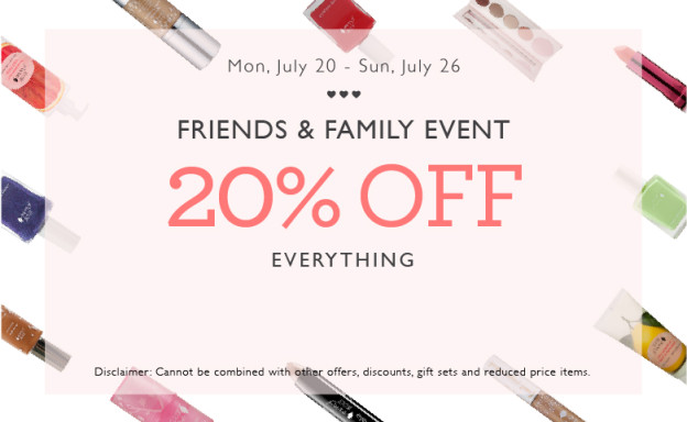 100% Pure Friends & Family Sale | Yankee Homestead