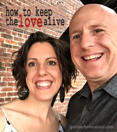 How to Keep the Love Alive (It's not what you think)