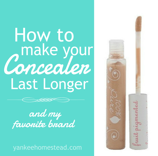 How to Make Your Concealer Last Longer (and My Favorite Brand)