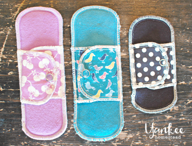 Reusable Cloth Pads {Review & Special Offer}