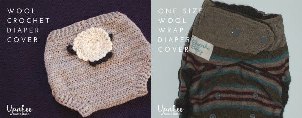 Custom Wool Diaper Giveaway | Yankee Homestead
