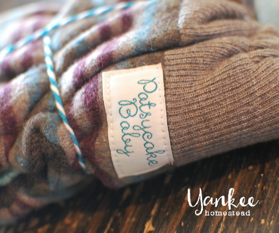 My Favorite Everyday Wool Diaper Cover | Yankee Homestead