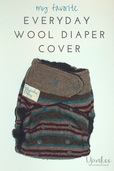 My Favorite Everyday Wool Diaper Cover