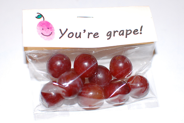 You're grape valentine | Roots & Boots