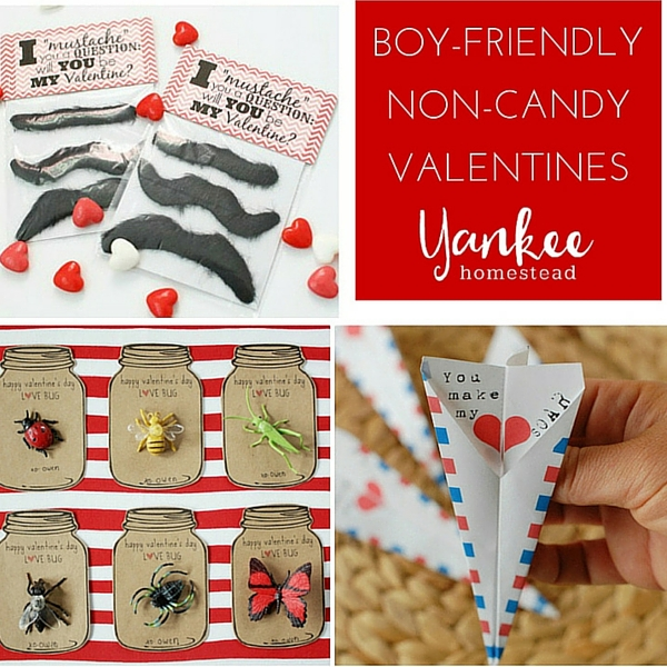 15 Boy-Friendly Non-Candy Valentines
