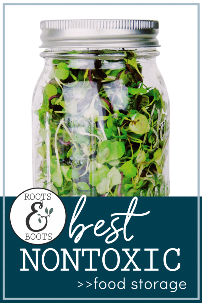 Best Nontoxic Food Storage | Roots & Boots