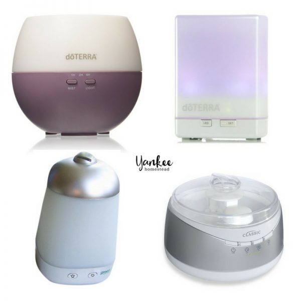 My Top 3 Essential Oil Diffusers