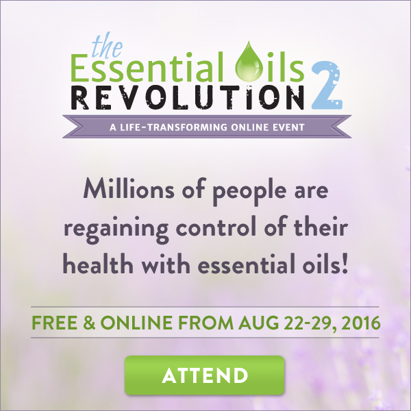 Essential Oil Revolution 2