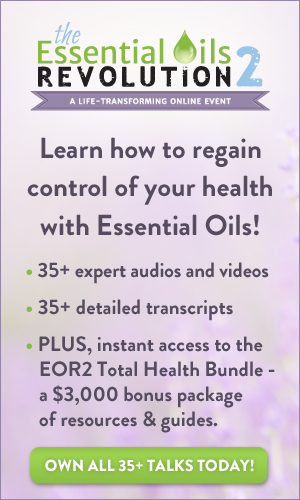 Essential Oil Revolution
