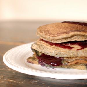 Paleo Plantain Pancakes | Yankee Homestead