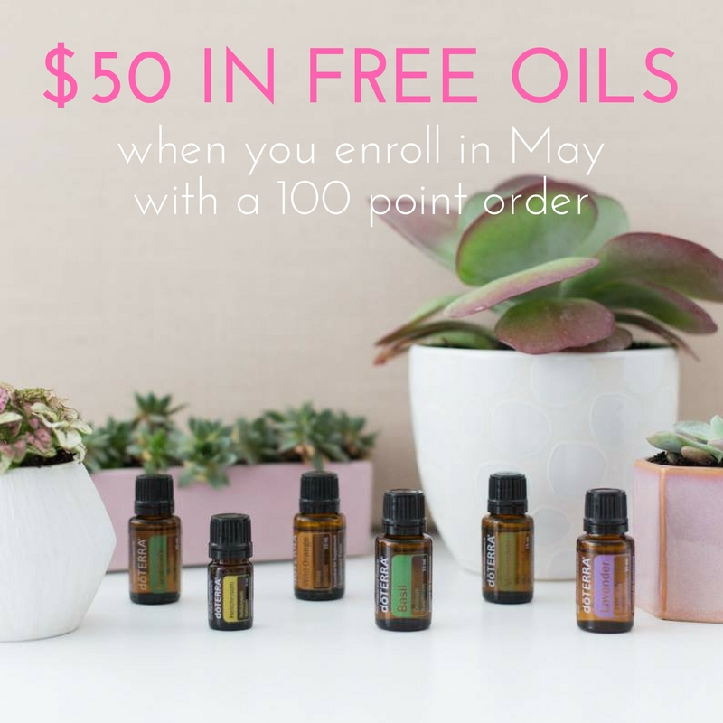 May 2017 $50 IN FREE OILS | Yankee Homestead