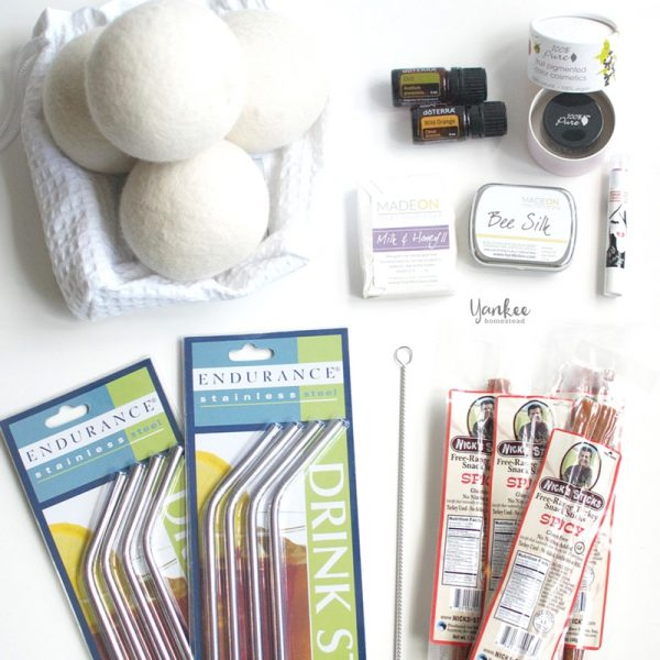Yankee Homestead Favorite Things Giveaway