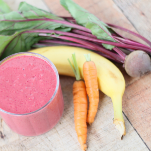Beet Power Smoothie | Yankee Homestead