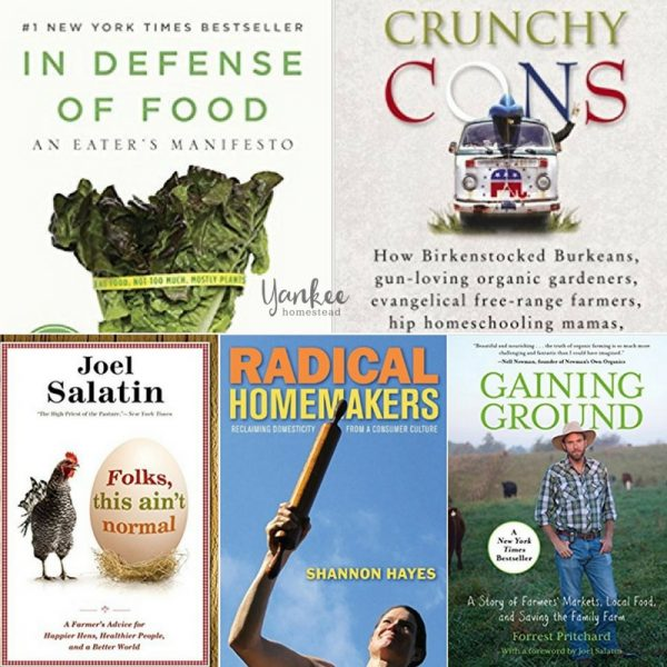 5 Crunchy Books that are Changing My Life