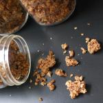 Paleo Vanilla Nut Granola | Yankee Homestead