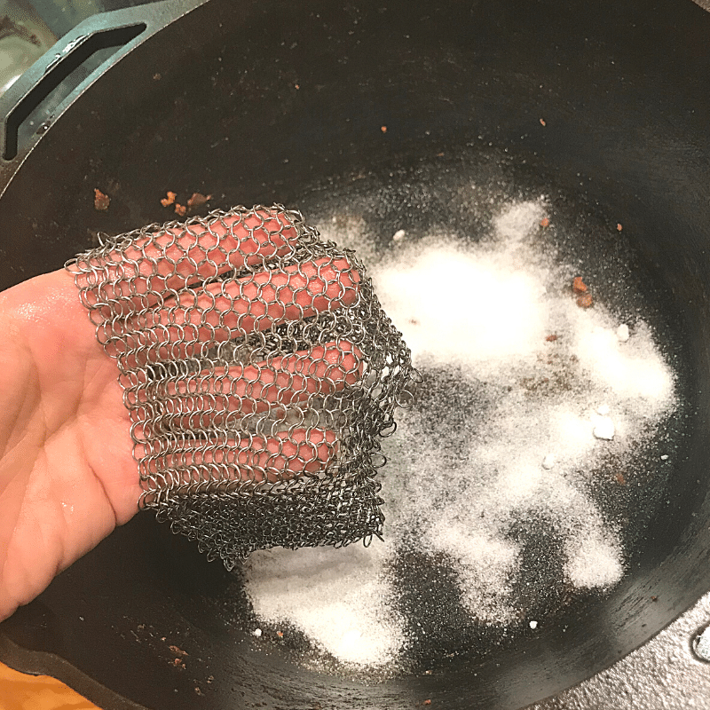 The Best Way to Clean Cast Iron | Yankee Homestead