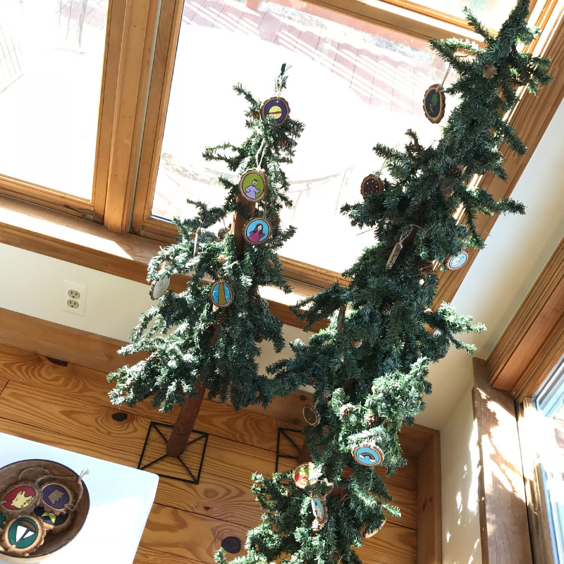 How to Start a Jesse Tree Advent Tradition | Roots & Boots