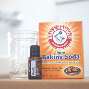 DIY Carpet Freshener with Essential Oils   Roots & Boots