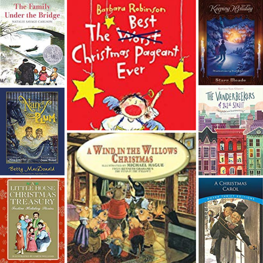 12 Family Christmas Read Alouds | Roots & Boots