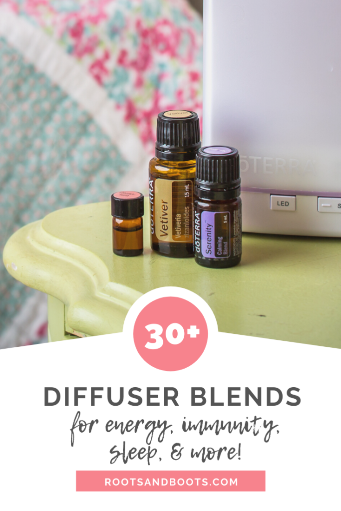 Diffuser Blends | Roots & Boots